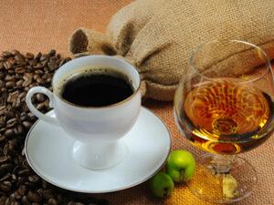 виски кофе